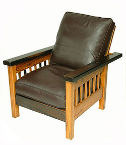 morris chair recliner plans